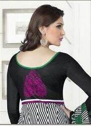 Shivani Multi Colour Cotton Printed Unstitched Dress Material-Shivani11637